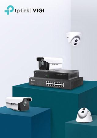 Вебинар TP-Link: «Видеонаблюдение VIGI, продукты и решения»