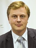 Генеральный директор компании «Сеть компьютерных клиник» Глеб Семенов