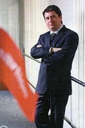 Генеральный директор MERLION Слава Симоненко