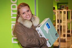 Первый в Москве магазин компьютерной техники «ПОЗИТРОНИКА»