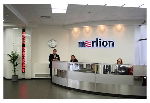 Merlion и «Бюрократ» подписали стратегическое соглашение о слиянии