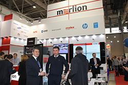 Компания MERLION приняла участие в международной специализированной выставке MIPS  («Охрана, Безопасность и Противопожарная защита»)