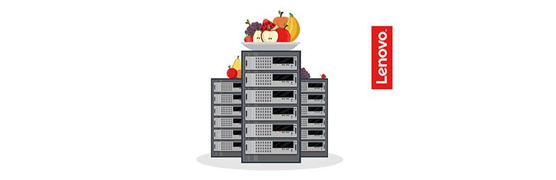 Закупайте серверы и СХД Lenovo и получайте фруктовые бонусы
