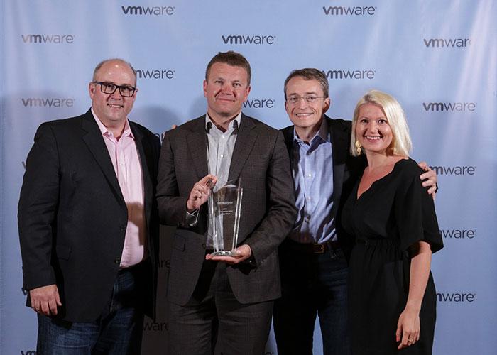 MERLION удостоен глобальной награды VMware как «Лучший дистрибьютор на развивающихся рынках»