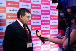 Компании MERLION и Micromax объявили о подписании эксклюзивного дистрибьюторского контракта
