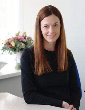 Анастасия Соколова, директор по маркетингу компании MERLION