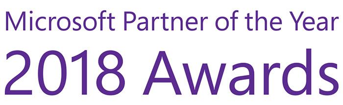 Microsoft Partner Awards 2018