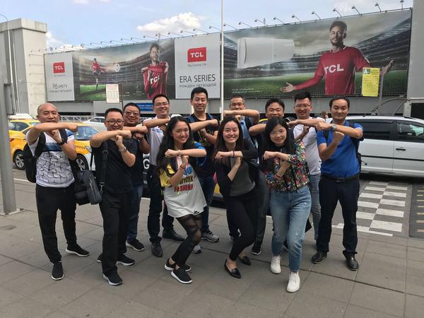Крупнейший производитель ТВ в Китае направил в Россию делегацию