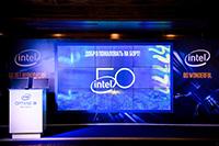50-летие корпорации Intel