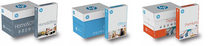 Премиальная офисная бумага HP