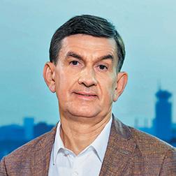 Борис Бобровников, основатель и генеральный директор ИТ-компании КРОК