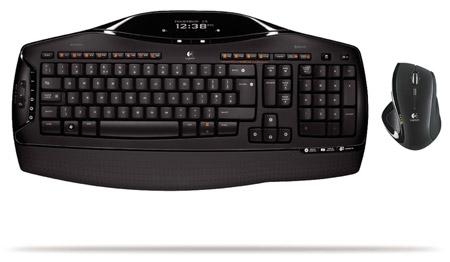набор Logitech Cordless Desktop MX 5500 Revolution