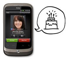 HTC коммуникатор А3333 Wildfire