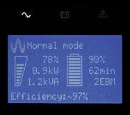 графический ЖК-экран