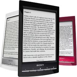 Электронная книга Sony PRST1BC