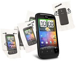 Новый коммуникатор HTC Desire S