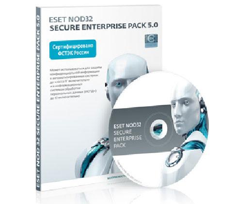 ESET NOD32 Secure Enterprise Pack 5.0