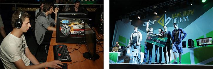 iRU – технический партнер финальных турниров киберспортивной лиги Game Show Open