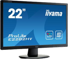 Монитор Iiyama E2282HV-B1