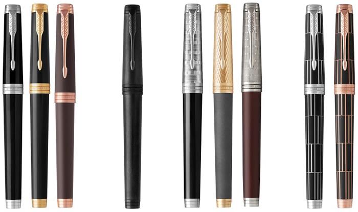 Ручки Parker Premier