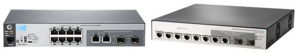 коммутаторы Hewlett Packard Enterprise