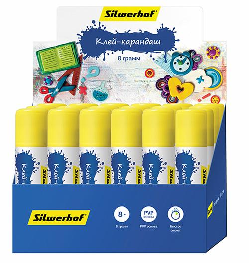 Клей-карандаш Silwerhof