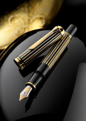 Pelikan Raden M800 Royal Gold