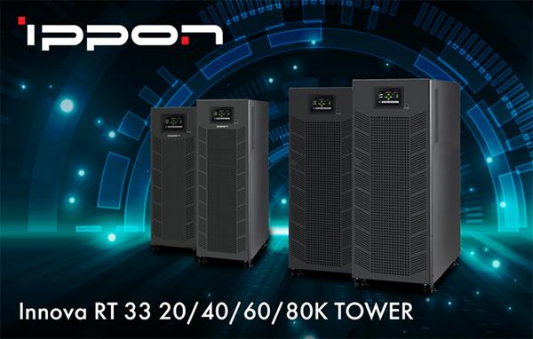 INNOVA RT 33 20/40/60/80K TOWER