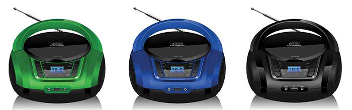Аудиомагнитолы Hyundai серии H-PCD