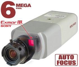 BD3670M – новая IP-камера от BEWARD