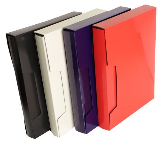 ТМ «Бюрократ» сообщает о расширении ассортимента новой премиум-коллекции папок DeLuxe
