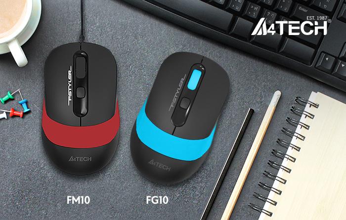 A4 Fstyler FM10 и A4 Fstyler FG10