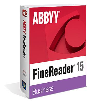 ПО Abbyy FineReader 15 Business box