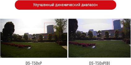 HIKVISION: HD-TVI камеры HiWatch DS-T500P(B) и DS-T503P(B)