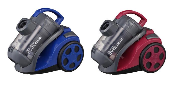 две новые модели пылесосов с технологией «Циклон» SVC 3498 и SVC 3499