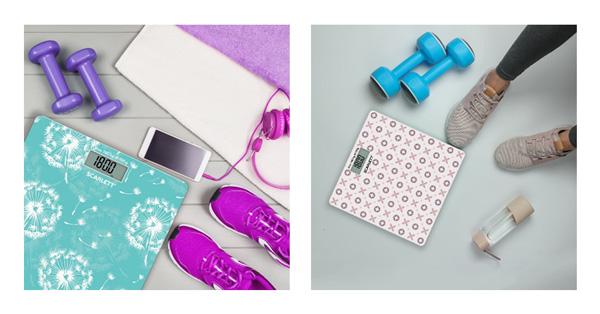 Пять новых моделей напольных электронных весов Scarlett