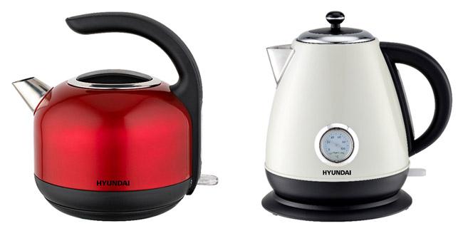 Чайники Hyundai