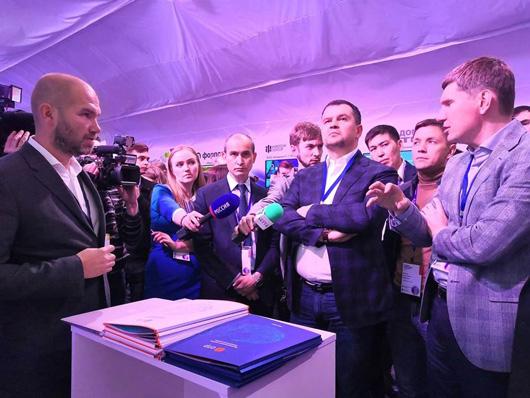 Заместитель директора по развитию бизнеса компании ОТР Андрей Карпов