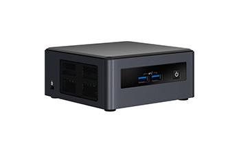 Платформа Intel NUC vPro Original BKNUC8V5PNH (w, o power cord)